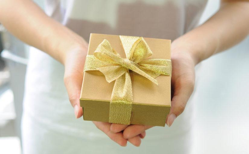プレゼント(ギフト)女性から女性へ