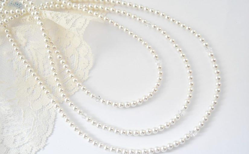 パールのネックレスの選び方☆普段使い用